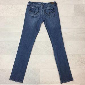 Refuge Jeans Sz 5 Reg Skinny Stretch Distressed
